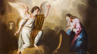 Днес е Благовещение, християнският празник на майката