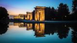 Древни египетски храмове подарък