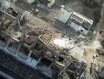 """Радиацията в Япония като от """"Чернобил"""""""