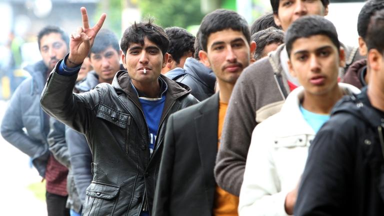 """""""Класната ръководителка"""" от Германия - виновна за мигрантския поток към Европа"""