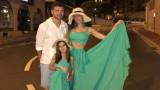 Александър Сано отведе Нели и Ава зад граница (СНИМКИ)