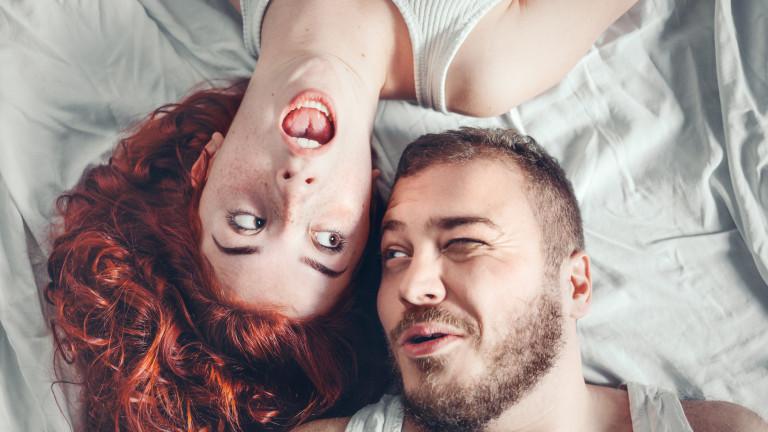 Мъжете, които докарват жените до оргазъм