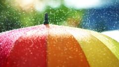 Слънце и дъжд се редуват