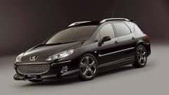 Irmscher представи тунинг пакет за Peugeot 407 SW (галерия)
