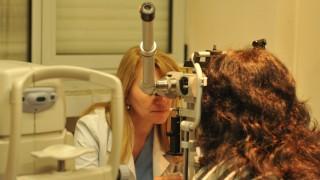 Безплатни прегледи за глаукома във ВМА през март
