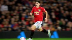 Даниел Джеймс: Все още не вярвам, че играя за Манчестър Юнайтед
