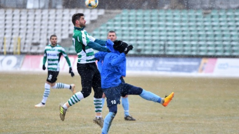 Черно море победи с 2:0 Черноморец (Балчик) в контролна среща,