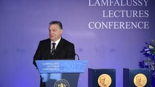 """Орбан призова ЕС да """"направи Европа отново велика"""""""