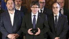 Каталуния избра независимостта