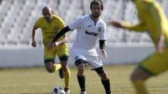 Дарко Тасевски: Ще ми е странно да играя срещу Левски
