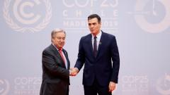 Премиерът на Испания се нахвърли на отрицателите на климатичните промени