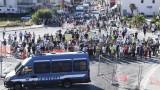 Напрежение между българите, местните и полицията в COVID-19 огнището в Южна Италия