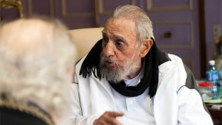 Куба не се нуждае от подаръците на империята, обяви Фидел Кастро по адрес на САЩ