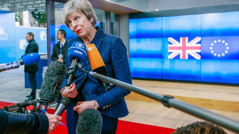Мей отговори на писмото на Корбин за Брекзит