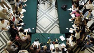 Константинов: Съотношението на депутатите да се запази и в ЦИК