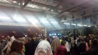 """Сигнал за пожар забави полети на летище """"София"""""""