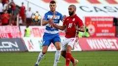 Акрапович ще даде шанс на Томаш в ЦСКА