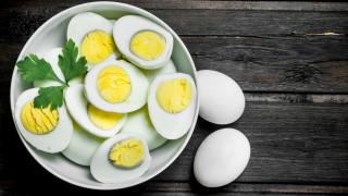 Най-големият плюс на твърдо свареното яйце