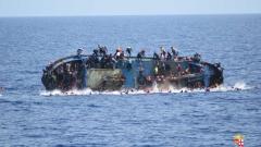 300 хил. мигранти от началото на 2016 прекосили Средиземно море, 3 211 загинали