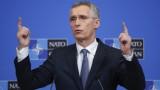 """Столтенберг обясни, че ако Русия спазва договора """"Открито небе"""", САЩ няма да се оттегли"""