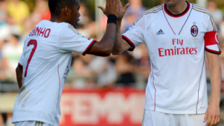 Милан се върна към победите