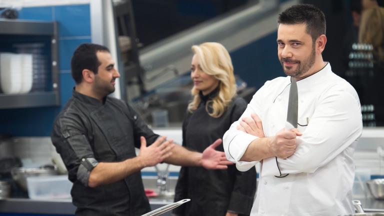На 25 февруари започва трети сезон на кулинарното предаванеHell`s Kitchen