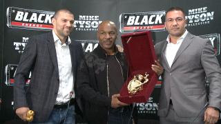 Майк Тайсън: Смятах Антъни Джошуа за надувка, а той е най-добрият в бокса!