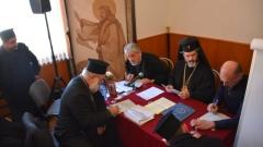 Епископ Киприн и епископ Яков - претенденти за Старозагорски митрополит