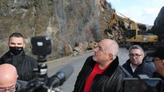 Борисов: Отпускаме десетки милиони за ремонти на свлачища