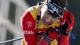 Бьорндален триумфира с спринта в Поклюка