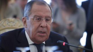 Русия отказва посещение на Лавров в Гърция