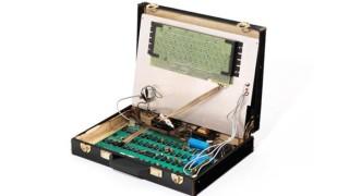 Един от първите компютри на Apple се продаде на търг за близо $500 000