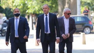Вчера НСО действали по указания на стопанката на парламента