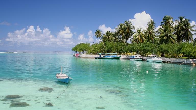 Близо 1,5 милиона души са посетили Малдивите през 2018 година.