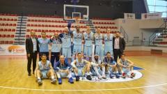 Академик Бултекс 99 продължава без грешка в Балканската лига