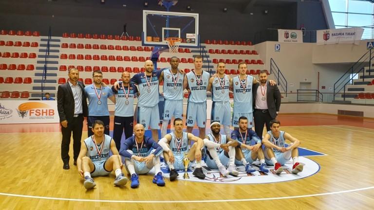 Академик (Пловдив) продължава с отличното си представяне в Балканската лига