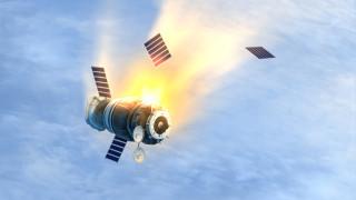 Къде и кога ще падне китайската космическа станция