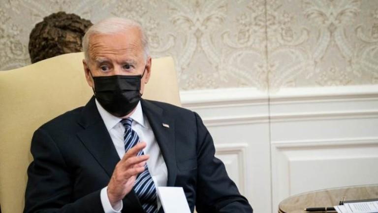 Председателят на конгреса Нанси Пелоси покани американския президент Джо Байдън