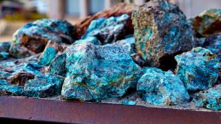 Бивш миньор смята да създаде гигантска компания за редки метали за $1 милиард