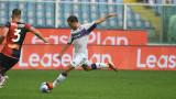 Фиорентина удари Дженоа и се изравни с лидерите в Серия А