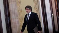 Лидерът на Каталуния предупреди Мадрид да не ескалира ситуацията