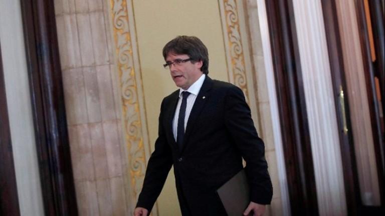 Испанското правителство отказва преговори за кризата в Каталуния