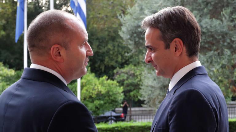 Партньорство между България и Гърция в сферата на сигурността и