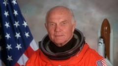 Почина бившият астронавт Джон Глен
