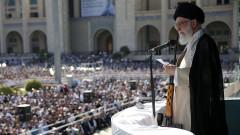 """Хаменеи осъди американския план за Близкия изток като """"голямо предателство"""""""