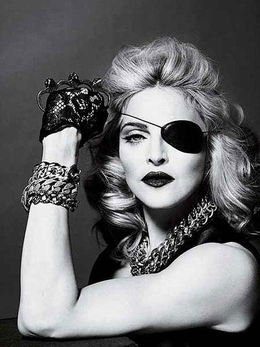 Мадона отвори фитнес студио в Мексико