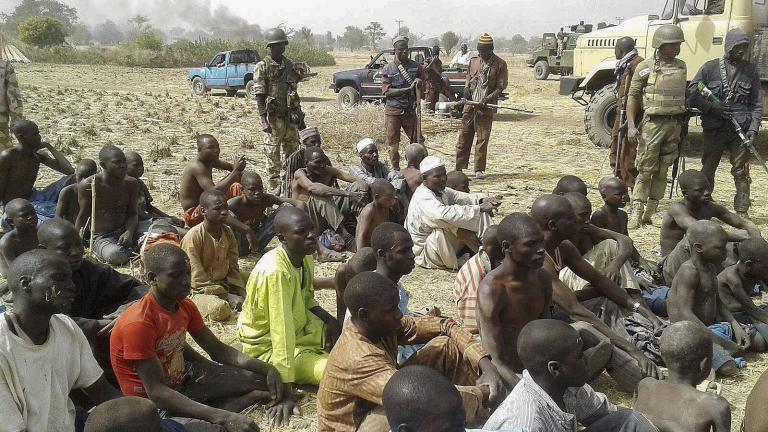 """Поне 50 деца превърнати в терористи-самоубийци от """"Боко Харам"""""""