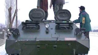 Първанов похвали армията за помощта при бедствието