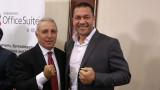 Кубрат Пулев ще подпише договор с 86-годишния Боб Аръм