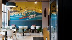 Honu Hawaiian BBQ & Pokѐ - ново място за хавайски специалитети в София